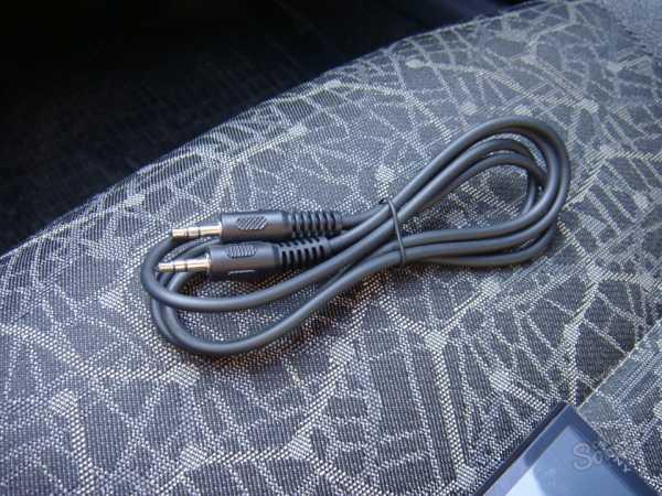 Шнур для магнитолы и телефона