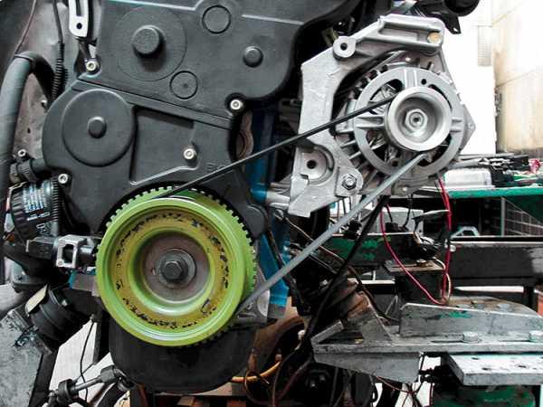 kak snyat generator na kaline 16 klapanov s kondicionerom 22 - Установка генератора лада калина